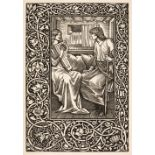 Kelmscott Press. The Romance of Sir Degrevant, 1896