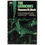 Disch (Thomas M.) The Genocides, 1st UK edition, 1967