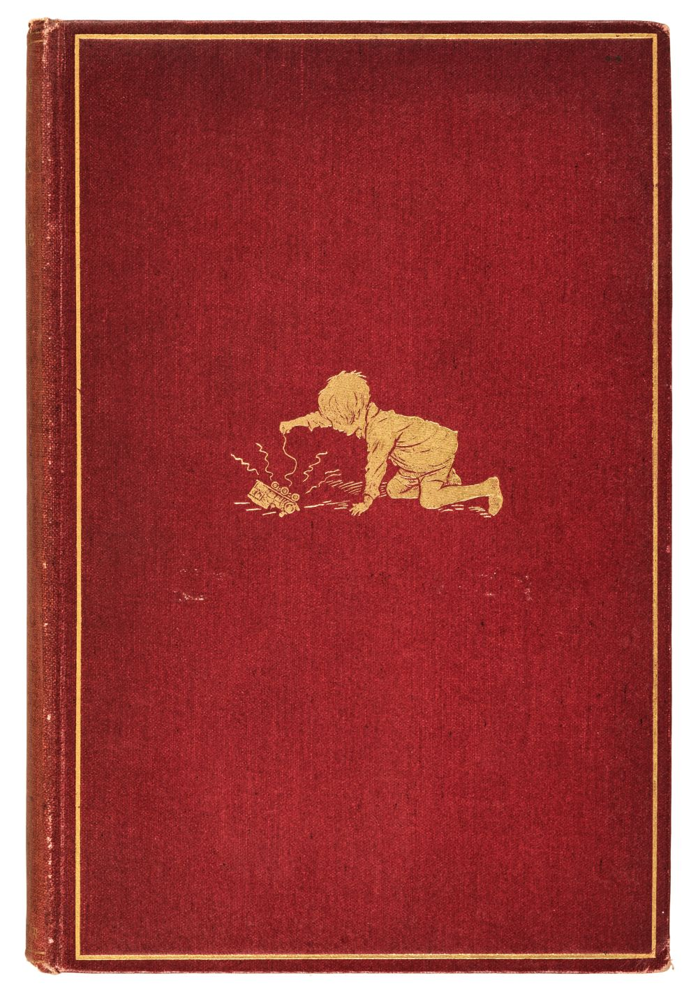 Milne (A.A.). Now We Are Six, 1st edition, 1927