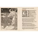 Kelmscott Press. The Shepheardes Calender, 1896