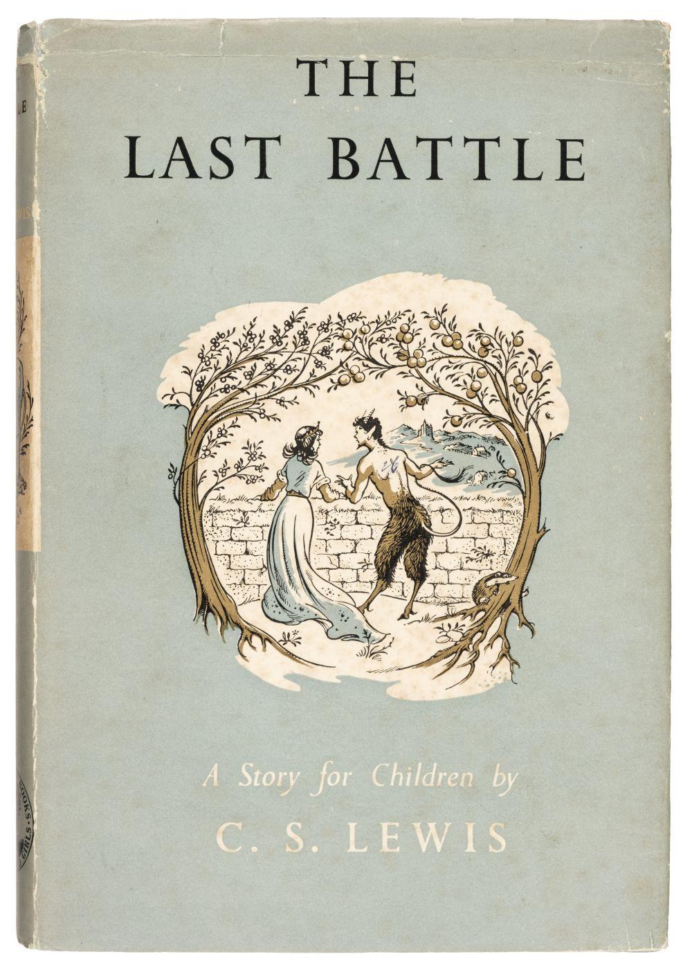 Lewis (C.S.) The Last Battle, 1st edition, 1956