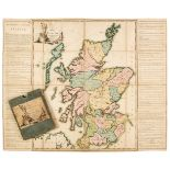 * Newbery (E). A New Geographical Guide exhibiting a Complete Tour through Scotland, 1st edition,