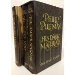 Pullman (Philip). His Dark Materials, 3 volumes, London: Folio Society, 2008