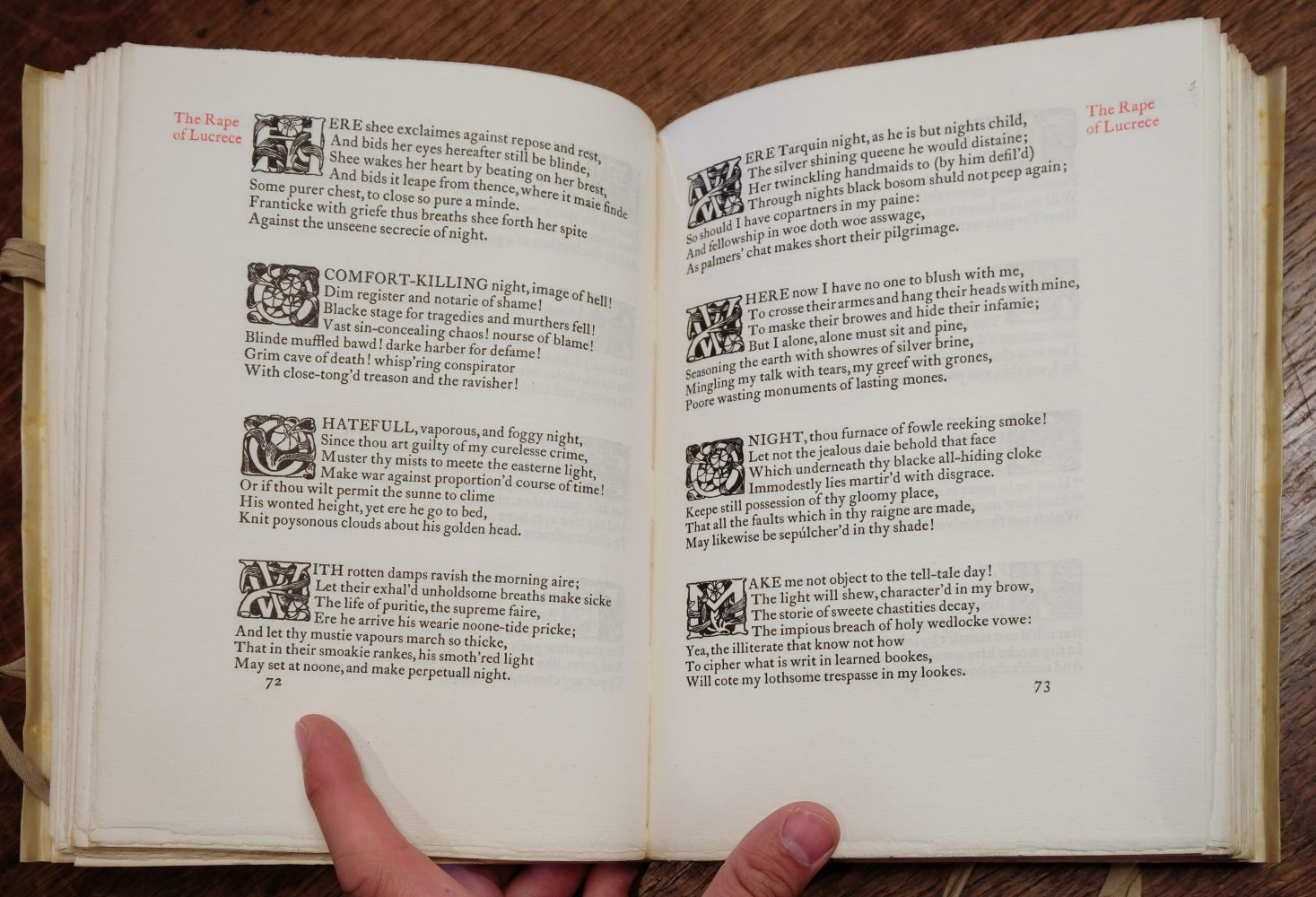Essex House Press. The Poems of William Shakespeare, 1899 - Image 6 of 7