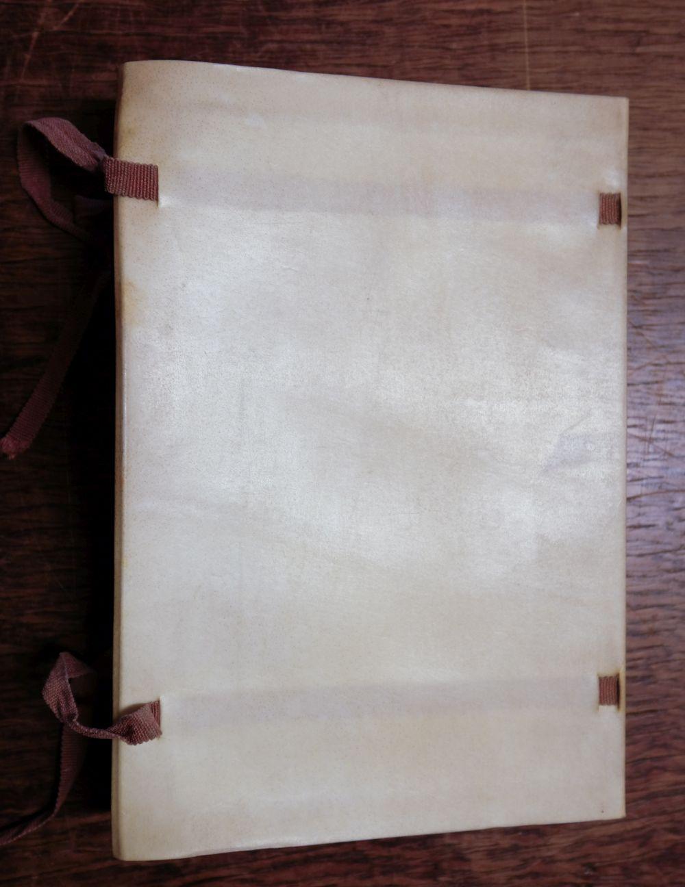Kelmscott Press. The Wood Beyond the World, 1894 - Image 4 of 9