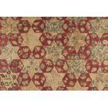 * Quilt. An appliqued patchwork quilt, circa 1930s/40s, plus 2 others