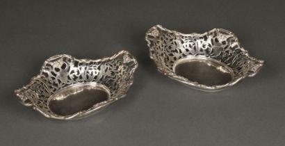 * Silver Bon-Bon Dishes, 1903