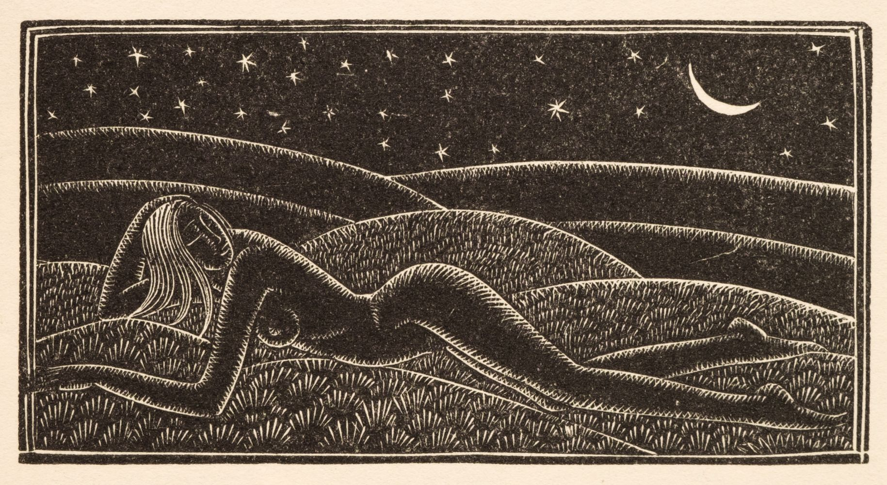 * Gill (Eric, 1882-1940), Selected Engravings by Eric Gill - Image 4 of 5