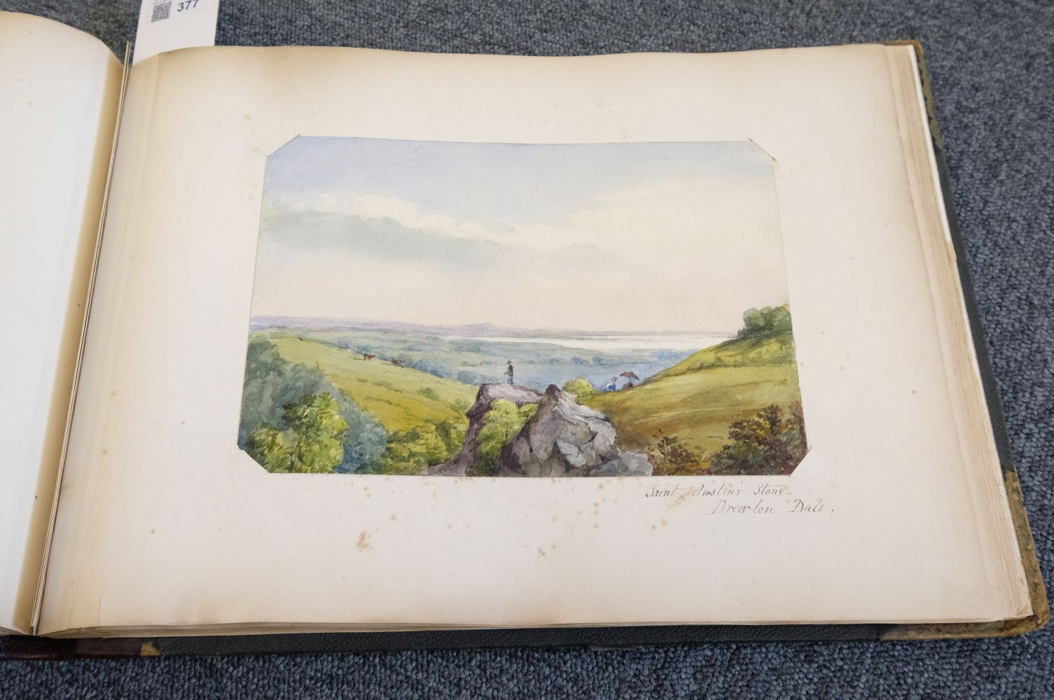 * Yorkshire. Hull and Neighbourhood, Sketches 1882-1883 - Image 14 of 15
