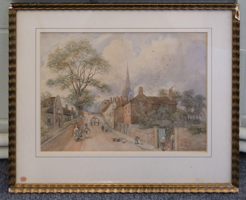 * Blackham (George Warren, active1888-1906). Scenes of Birmingham - Image 5 of 7