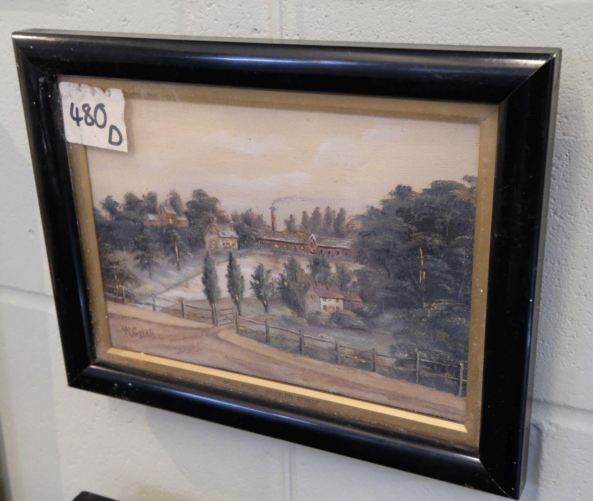 * Green (W., active 1829–1850) Birmingham scenes - Image 3 of 7
