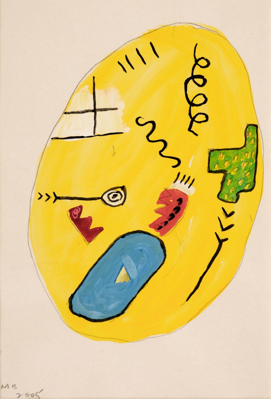 * Broido (Michael, 1927-2013). Composition, 2005