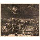 * Gag (Wanda, 1893-1946). Moonlight, 1926