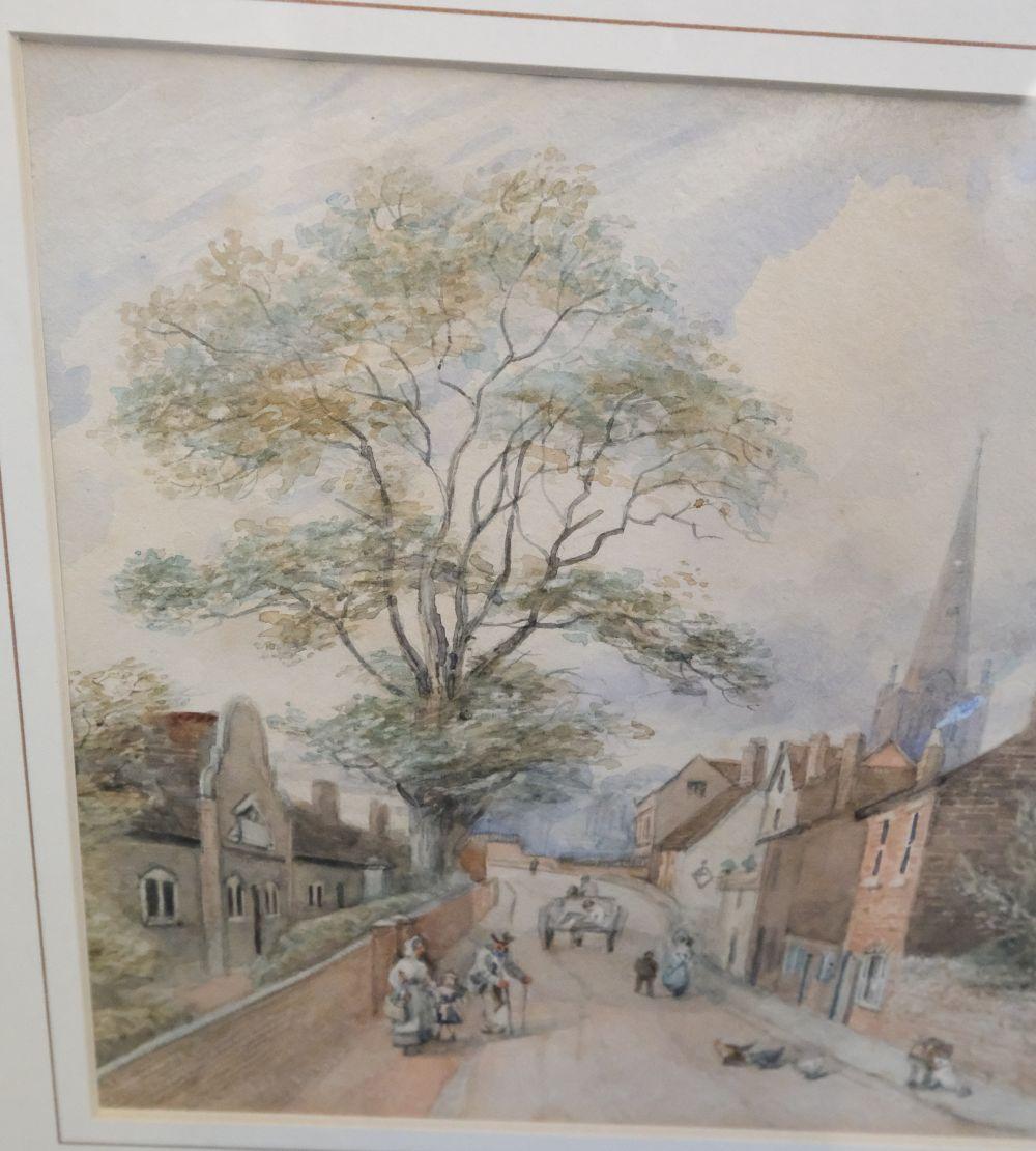 * Blackham (George Warren, active1888-1906). Scenes of Birmingham - Image 6 of 7
