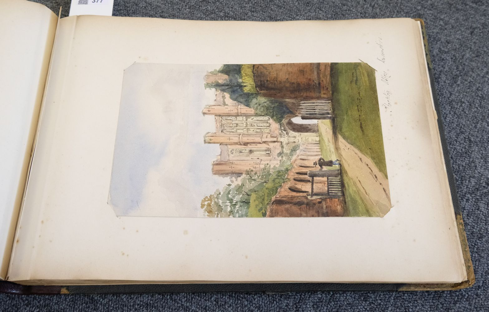 * Yorkshire. Hull and Neighbourhood, Sketches 1882-1883 - Image 9 of 15