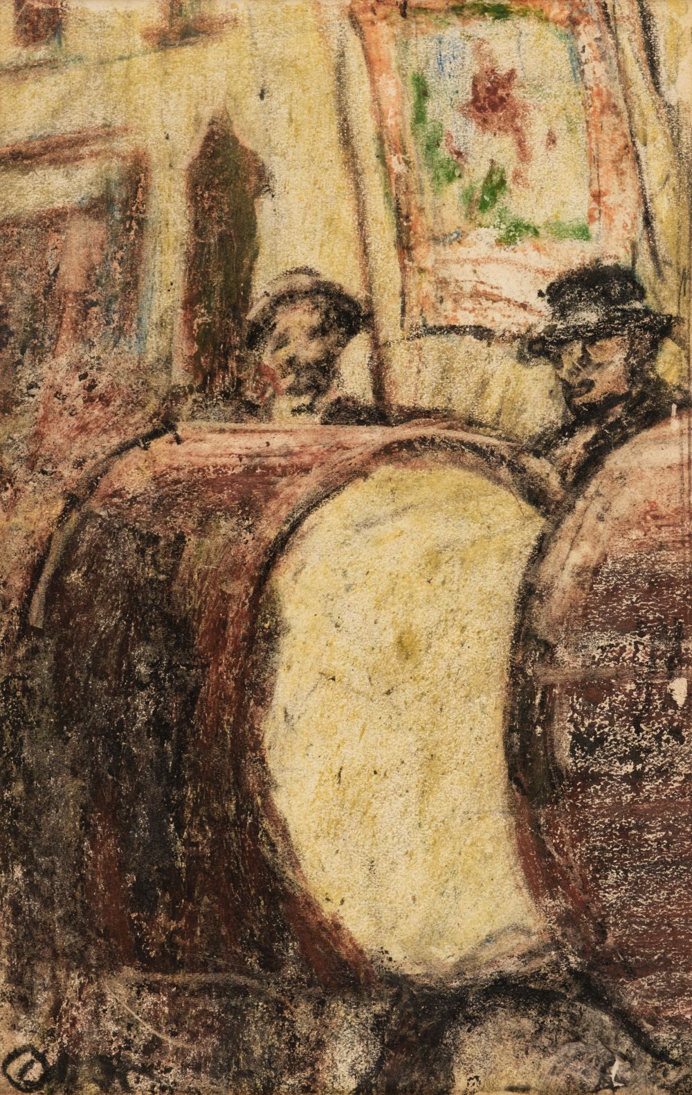 ARR * § Conor (William, 1881-1968). The Lambeg Drums