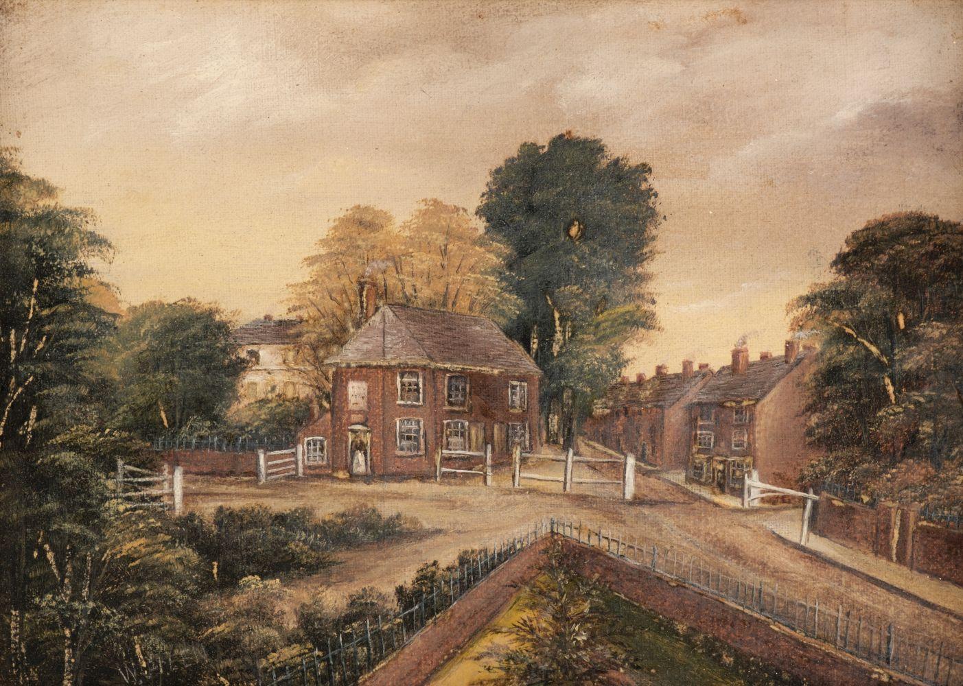 * Green (W., active 1829–1850) Birmingham scenes