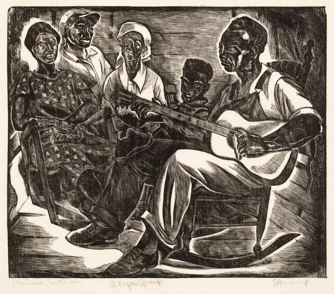 * Latham (Barbara). A Negro Group, 1936