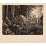 ARR * § Sutherland (Graham, 1903-1980), Pecken Wood, 1925