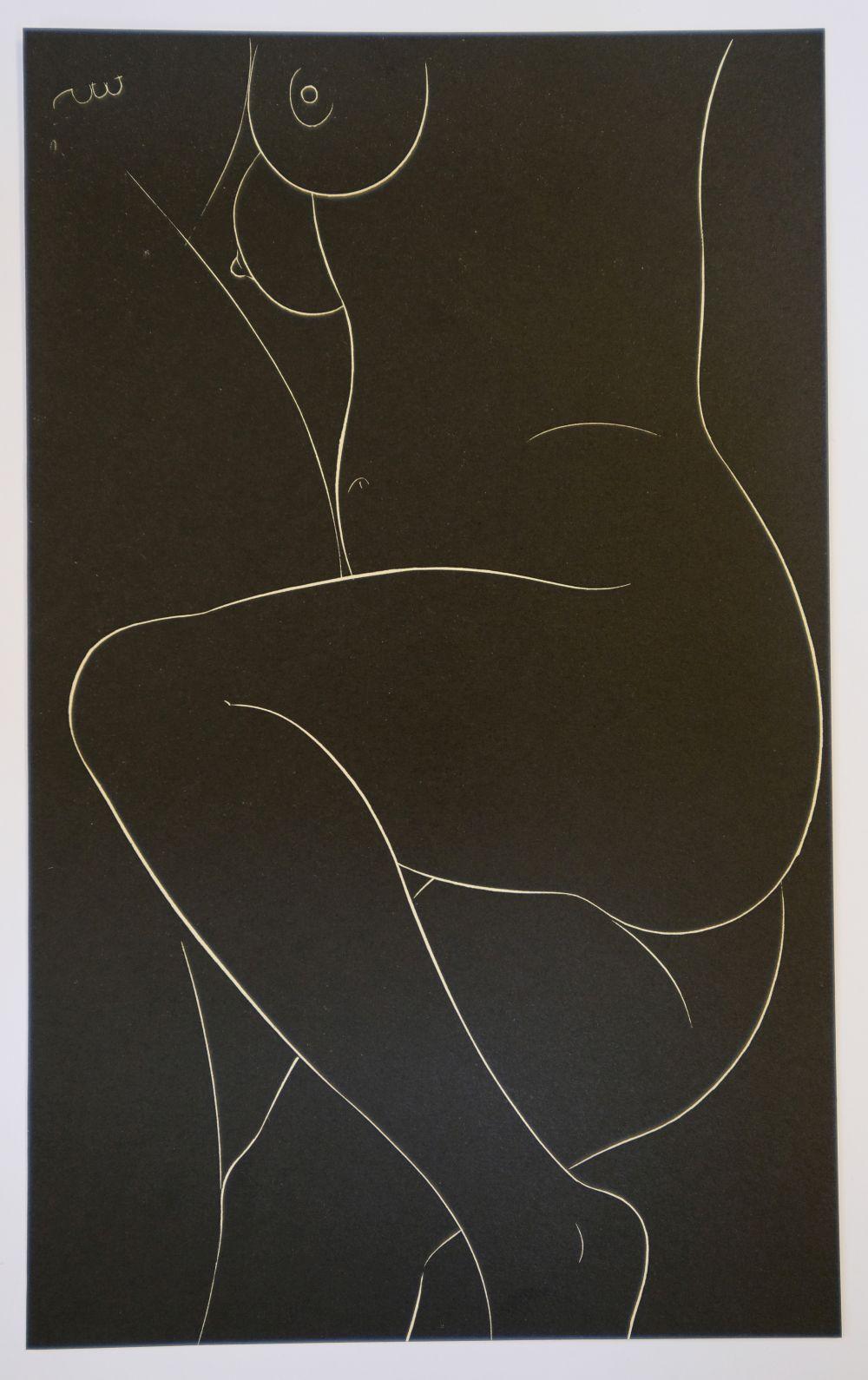 * Gill (Eric, 1882-1940). Twenty-Five Nudes: Six Plates, 1937 - Image 3 of 7
