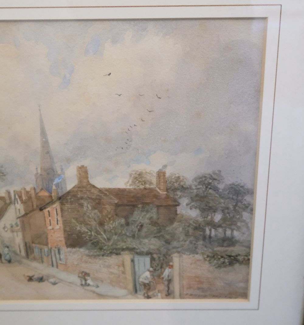 * Blackham (George Warren, active1888-1906). Scenes of Birmingham - Image 7 of 7