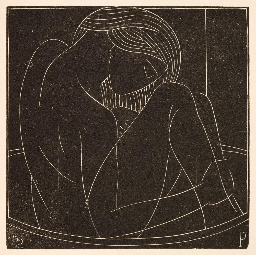 * Gill (Eric, 1882-1940), Selected Engravings by Eric Gill - Image 3 of 5
