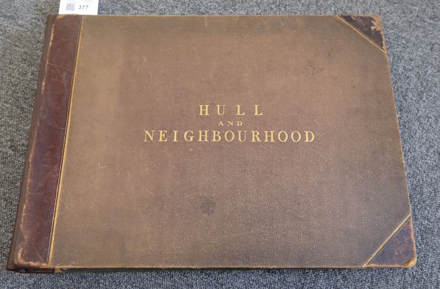 * Yorkshire. Hull and Neighbourhood, Sketches 1882-1883 - Image 2 of 15