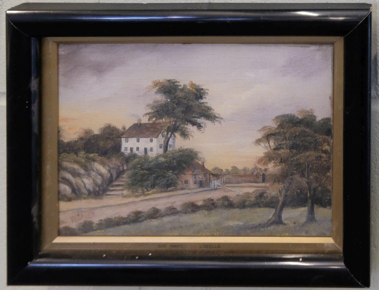 * Green (W., active 1829–1850) Birmingham scenes - Image 2 of 7