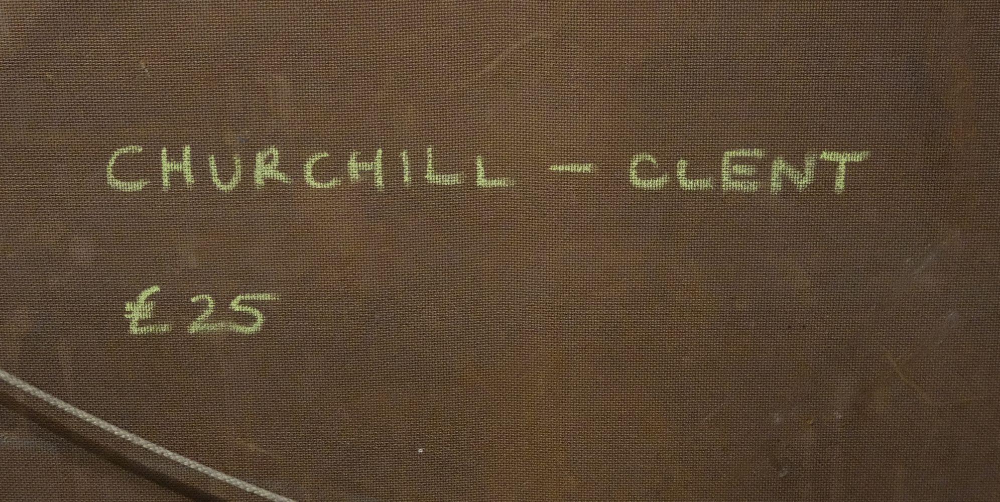 ARR * § Prentice (David, 1936-2014). Churchill-Clent, 1964 - Image 9 of 10