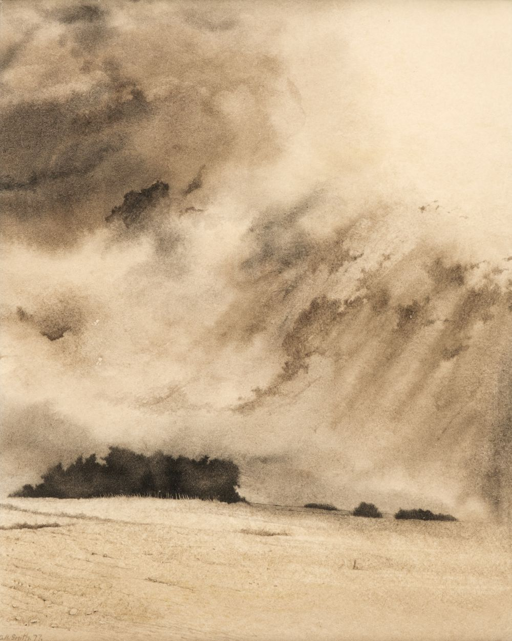 * Smith (D.H., born 1947). Storm I, 1977