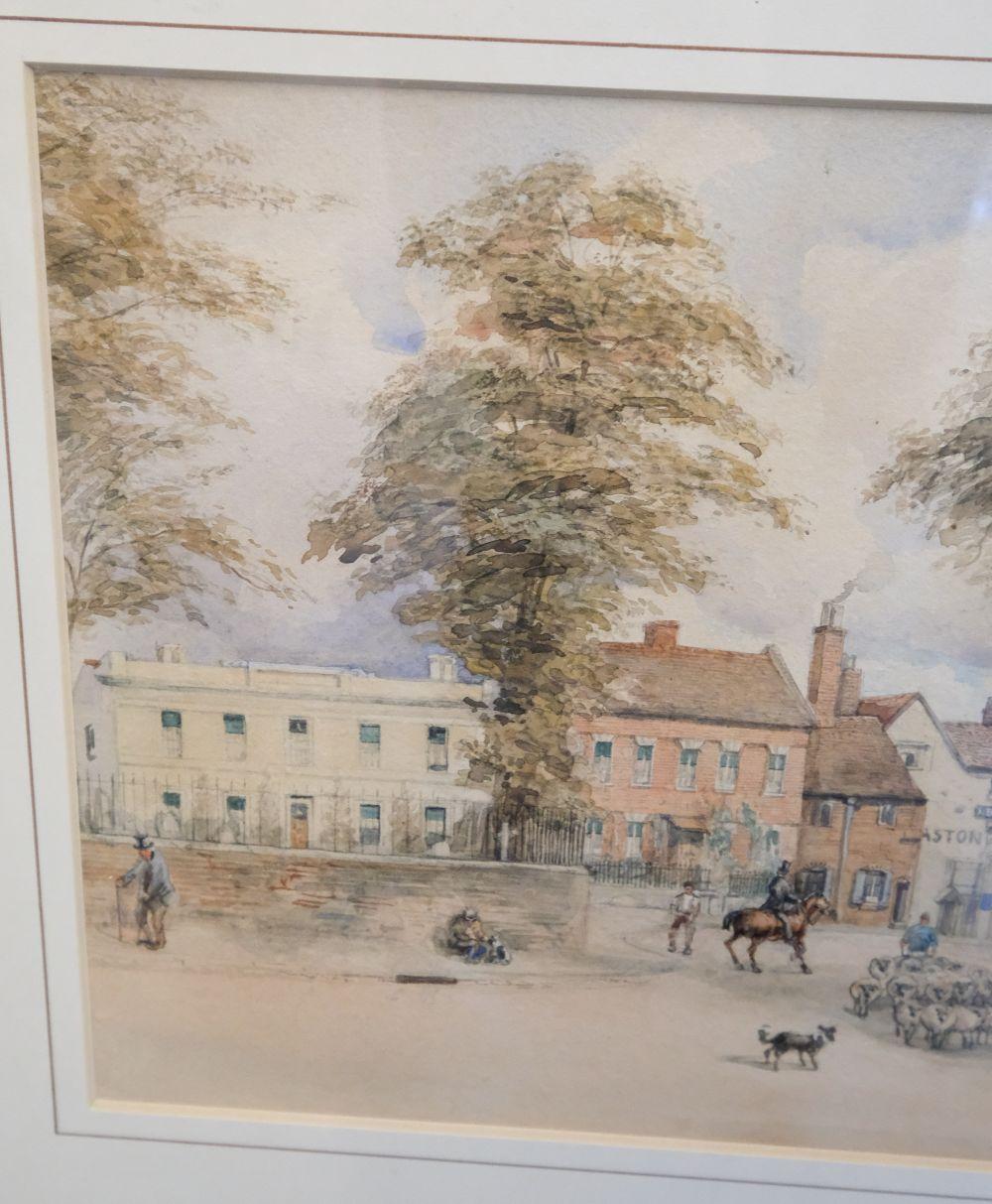 * Blackham (George Warren, active1888-1906). Scenes of Birmingham - Image 3 of 7