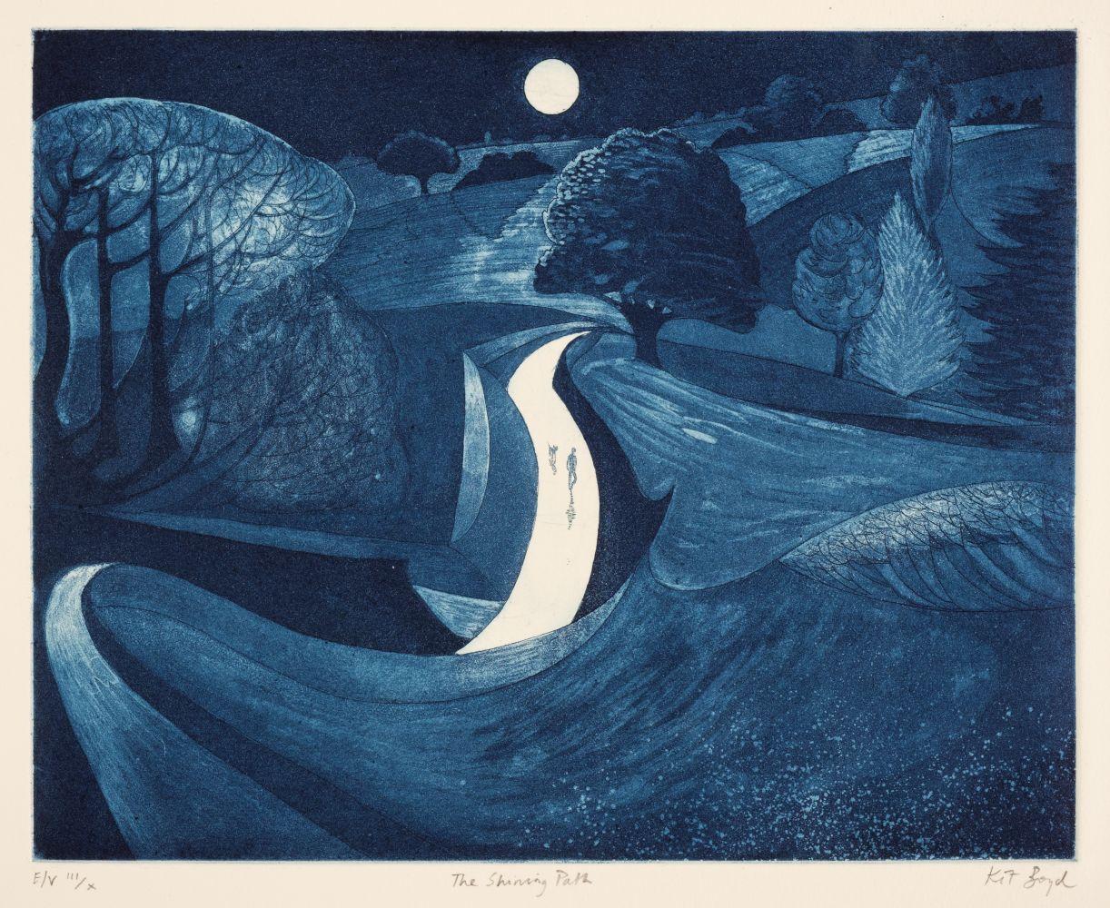 * Boyd (Kit, 1970-). The Shining Path, 2012