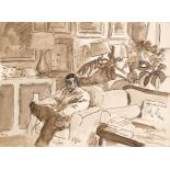 * Daintrey (Adrian Maurice, 1902-1988). A collection of 15 drawings on paper