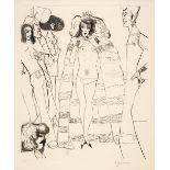 ARR * § Burra (Edward, 1905-1976). Drag Queen, 1972
