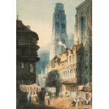 * Mercey (Frédéric Bourgeois de, 1805-1860). Rouen Cathedral