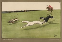 * Thackery (Lance & Edwards Lionel). Every Dog has his Day, Hills & Co. Ltd. circa 1900