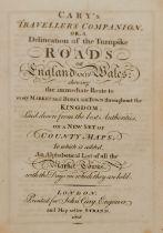 Cary (John). Cary's Traveller's Companion, 1806