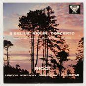 * Ricci (Ruggiero). Collection of Decca SXL classical records, including SXL 2077, 2197, 2004 & 05
