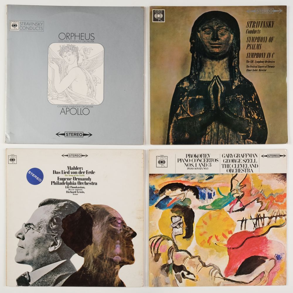* Classical Records. Collection of approx. 125 classical records by popular composers and artists - Image 8 of 8