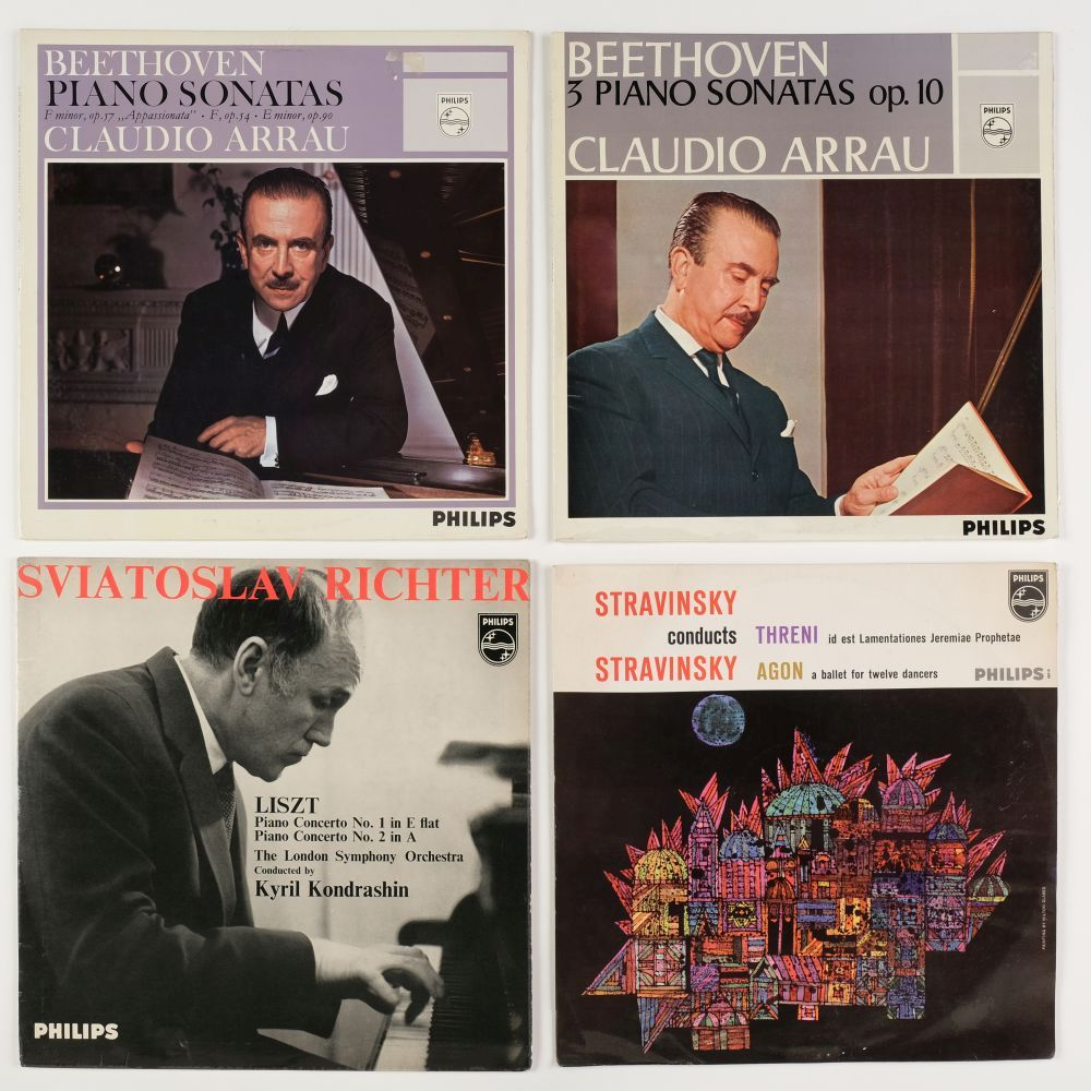 * Classical Records. Collection of approximately 170 classical records on the Philips record label - Image 3 of 4