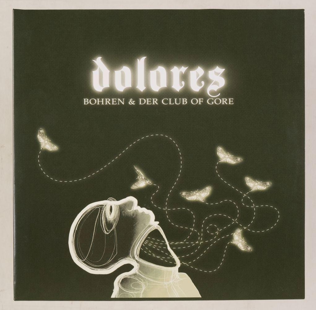 * Vinyl Records. Bohren & Der Club of Gore (German ambient / dark jazz music), selection of 5 LPs - Image 3 of 5