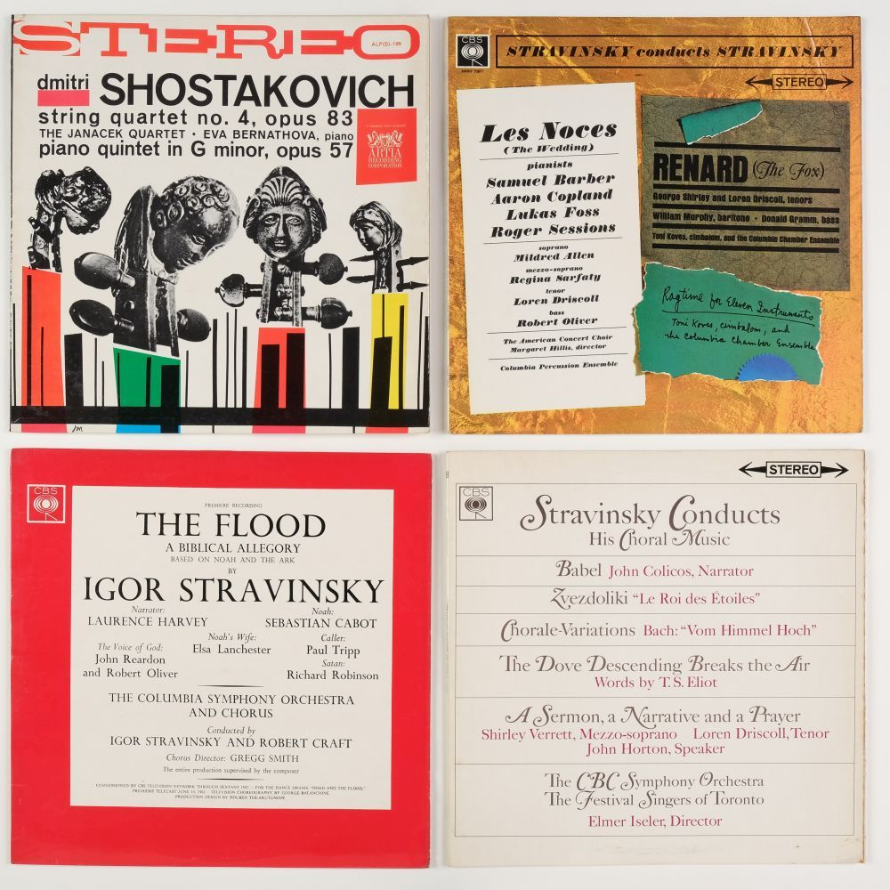 * Classical Records. Collection of approx. 125 classical records by popular composers and artists - Image 6 of 8
