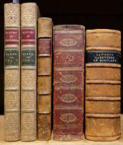 Stirling (William Macgregor). History of Stirlingshire, 2 vols., 2nd ed., 1817