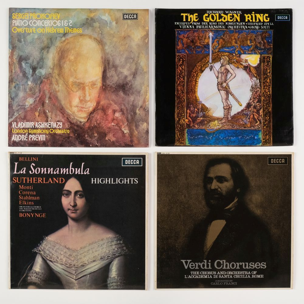 * Classical Records. Collection of approx. 170 classical records, inc. Decca SXL, HMV ASD, DGG, etc - Image 11 of 12