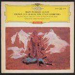 * Classical Records. Collection of DGG (Deutsche Grammophon Gesellschaft) classical records / LPs