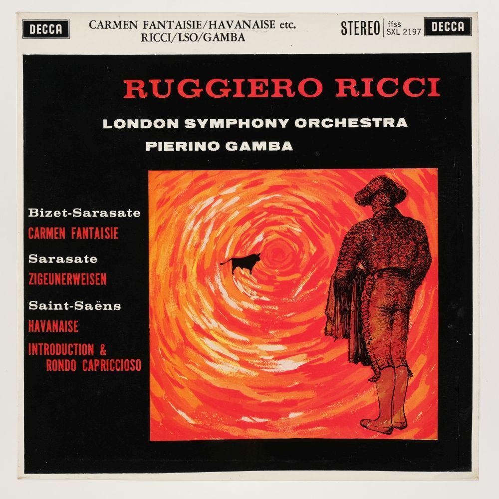 * Ricci (Ruggiero). Collection of Decca SXL classical records, including SXL 2077, 2197, 2004 & 05 - Image 4 of 11