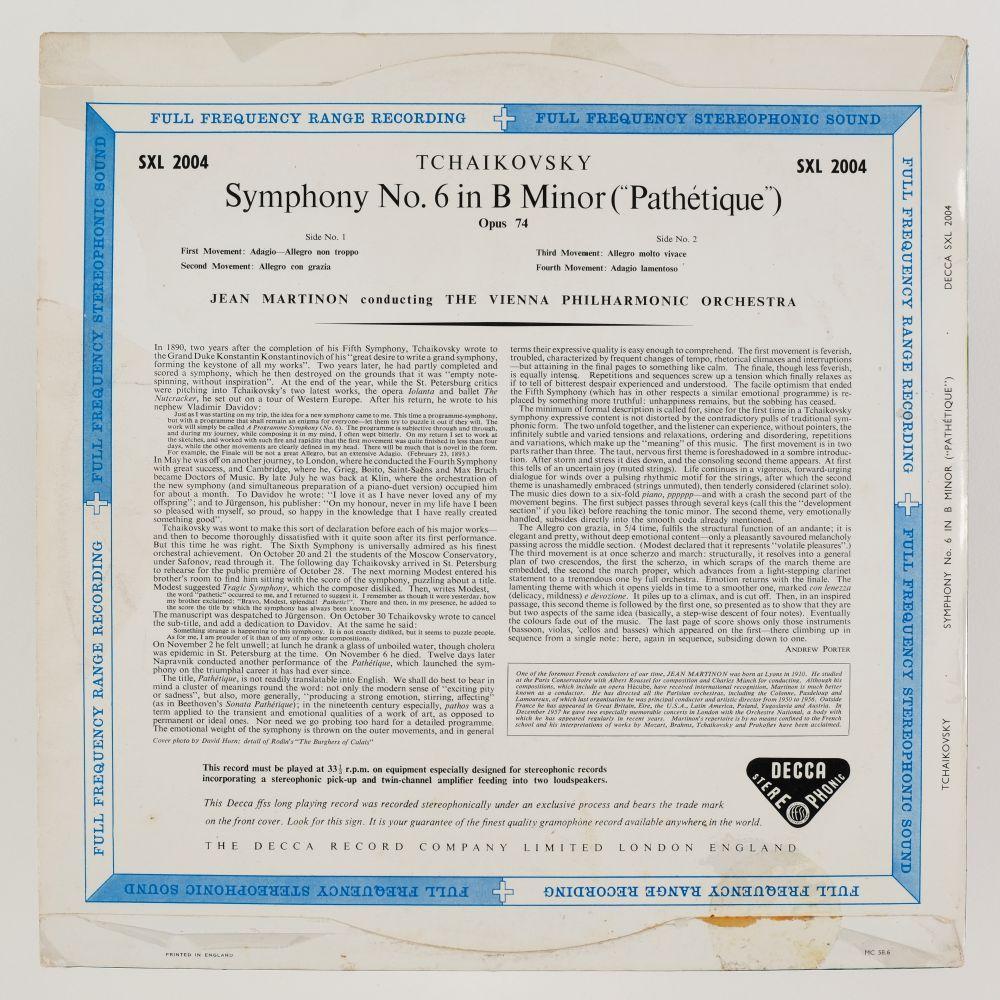 * Ricci (Ruggiero). Collection of Decca SXL classical records, including SXL 2077, 2197, 2004 & 05 - Image 7 of 11
