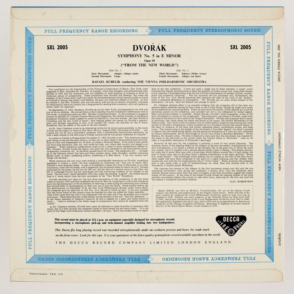 * Ricci (Ruggiero). Collection of Decca SXL classical records, including SXL 2077, 2197, 2004 & 05 - Image 10 of 11