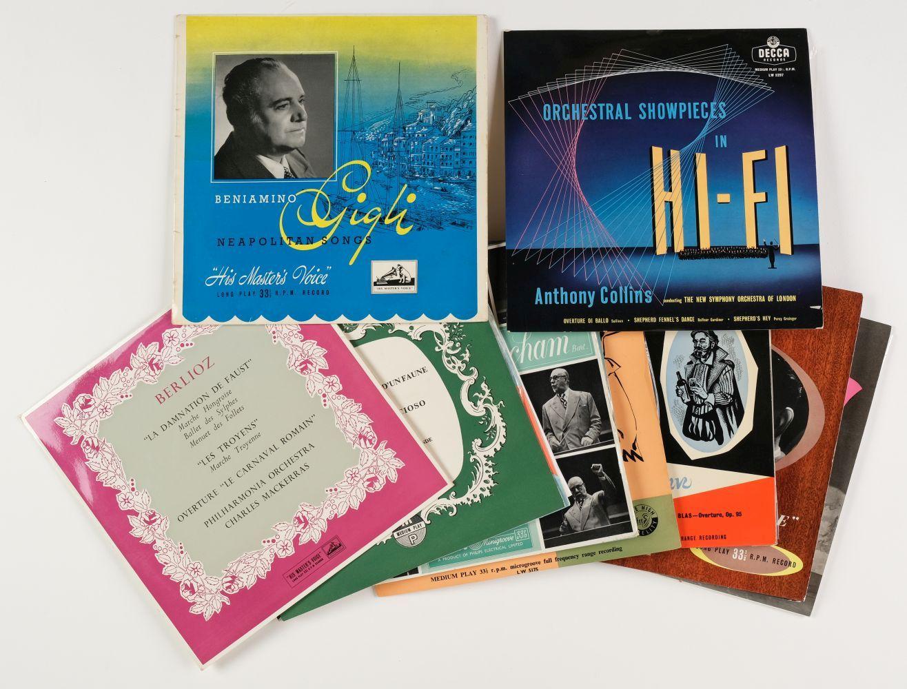 * Classical Records. Collection of approx. 170 classical records, inc. Decca SXL, HMV ASD, DGG, etc - Image 2 of 12