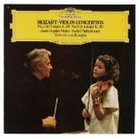 * Classical Records. Approx. 110 Deutsche Grammophon Gesellschaft (DGG) classical records
